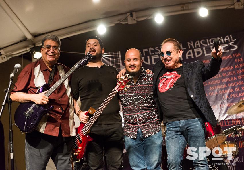 Festival Nacional Queretablues 2017 del 10 al 13 de agosto 2017.