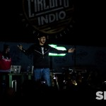 Crew Peligrosos y Akil Ammar se presentaron en la Glotoneria como parte del ciclo 6 de Circuito Indio en Querétaro.