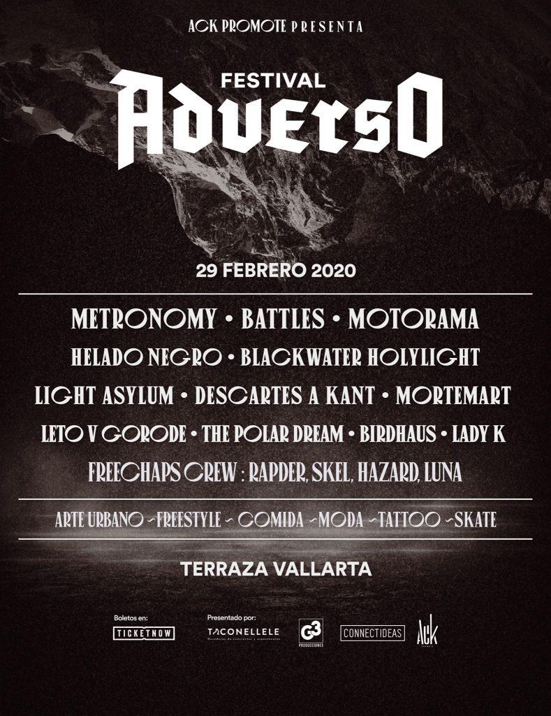 Festival Adverso en Guadalajara