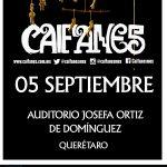 Caifanes en Querétaro