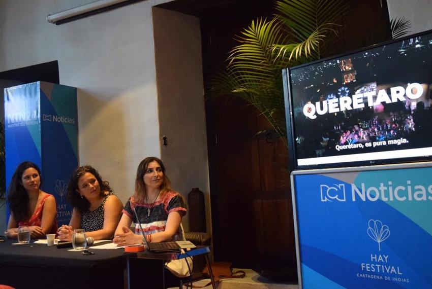 Se confirma fecha del Hay Festival Querétaro