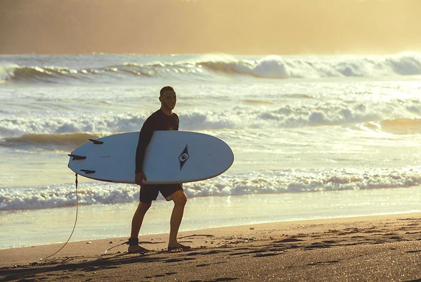 Sigue el Campeonato Mundial de surf online
