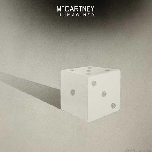 Paul McCartney estrena nuevo disco